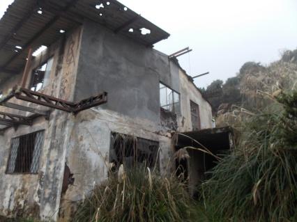 Refugio abandonado