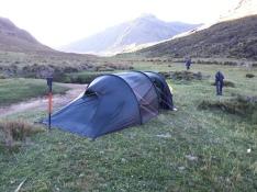Campamento en Culebrillas