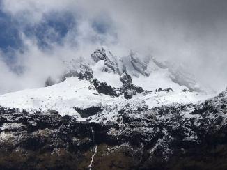 Nevado Altar