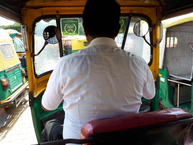 Auto Rickshaw