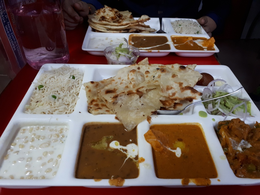 Comida típica India