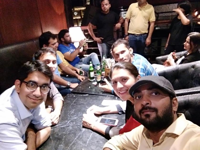 Couchsurfing en Delhi