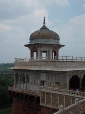 Torre del Fuerte de Agra