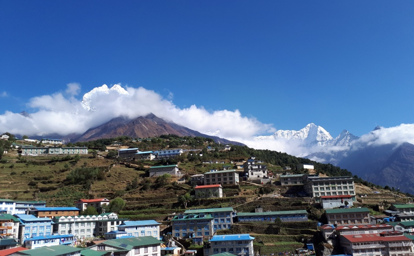 Trekking Everest Base Camp etapa 1 y 2