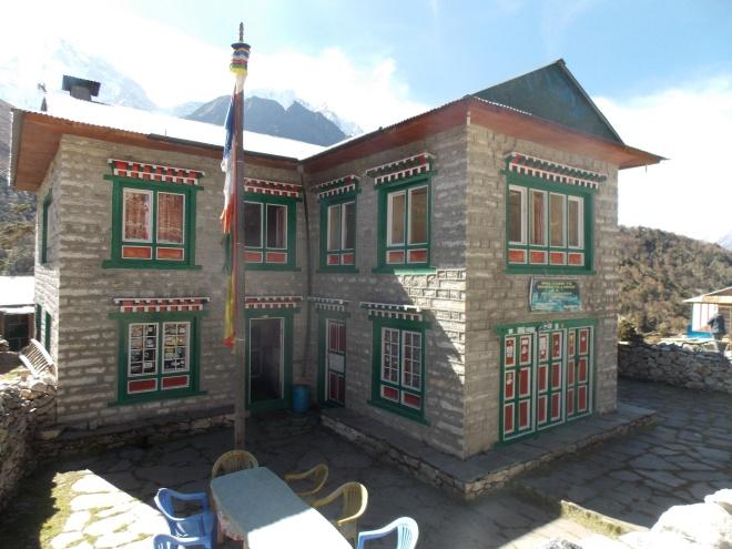 Lodge en Pangboche