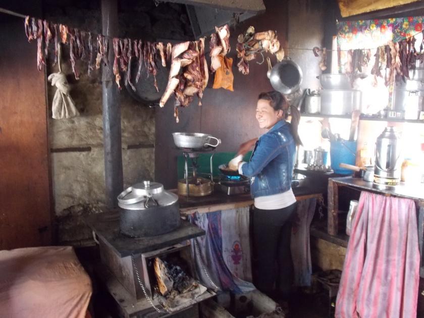 Cocina Nepalí