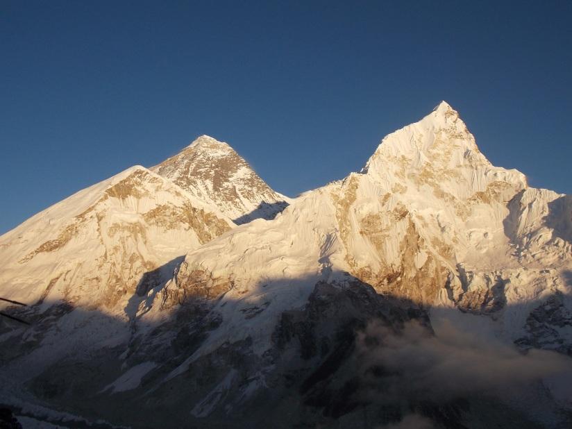 Trekking Everest Base Camp etapa 6 y7