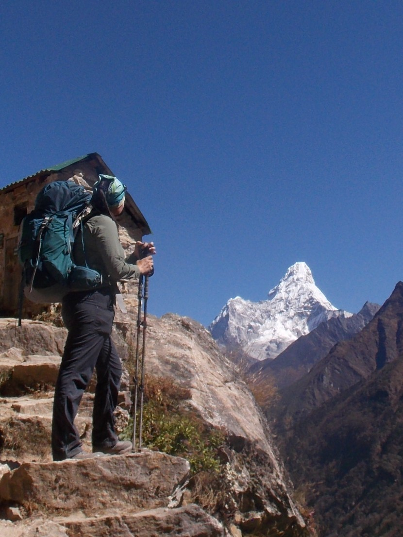 Trekking Everest Base Camp etapa 3, 4 y 5