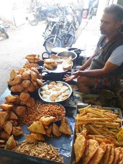 Fast Food en India